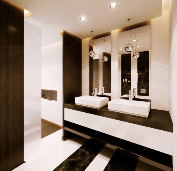 Leszczynowa – łazienka