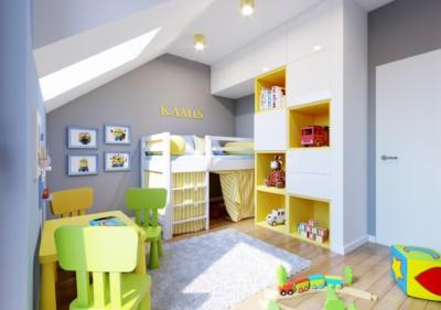 Jak urządzić pokój dziecięcy? Funkcjonalne rozwiązania