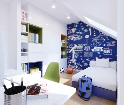 Urządzamy pokój nastolatka – praktyczny poradnik
