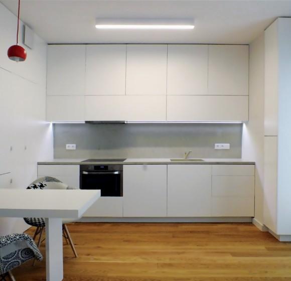 Mieszkanie w Krakowie Nº 1