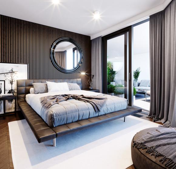 Sypialnia – Jesionowa
